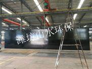 江西赣州养猪场污水处理设备工程案例