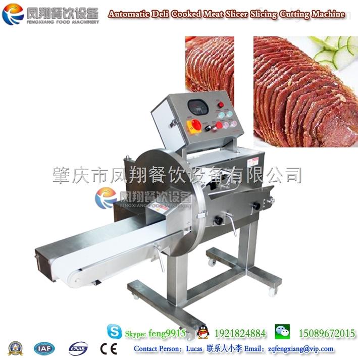 叉烧 熟肉 冻肉 切卤肉 牛排 午餐肉 切片机