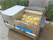 自动清洗红薯机器商用毛辊马铃薯芋头清洗机