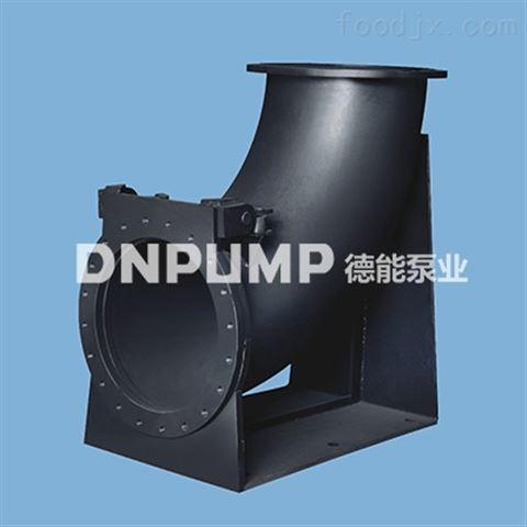 大口徑浮筒式潛水污水泵