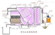 山东省泰安市东平县高效一体化净水过滤器方便简洁