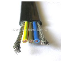 耐高温抗拉扁平电缆
