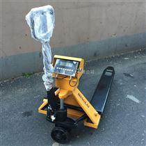 DCS-HT-F2吨液压防爆电子叉车秤 搬运电子秤