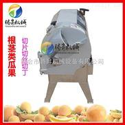 TS-Q112-多功能切菜机 红枣切片机 蔬菜切丁机 土豆切块机