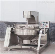 DK电磁加热款大型不锈钢中央厨房炒锅