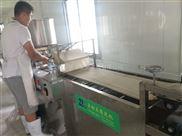 小型商用全自动双层豆腐皮机设备生产线