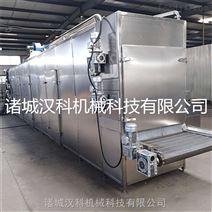 五层网带式烘干机 豆干烟熏烘干生产线