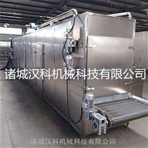 大型连续烘干设备 辣椒网带式烘干机