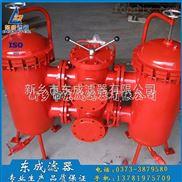 SDRLF-A2600×5P大流量双筒回油过滤器