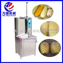 厂家直销柚子 菠萝削皮机 蜜瓜削皮设备