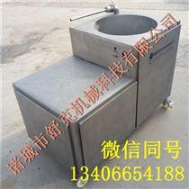 SYGC500新款上市哈尔滨红肠全自动大型灌肠机液压