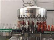 26头真空负压自动饮料果汁葡萄酒灌装机
