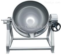 炖肉可倾式立式蒸汽夹层锅