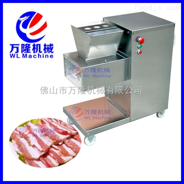 供应立式切肉机 猪肉牛肉切片机 切肉设备