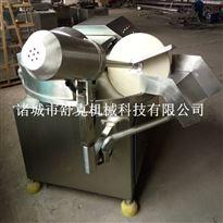 SZB-80千页豆腐变频调速斩拌机 湖南韶山