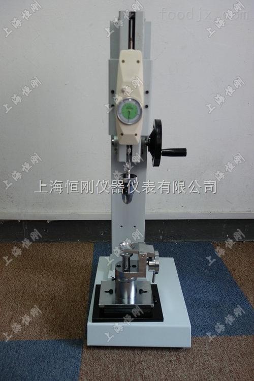 北京钮扣拉力测试机,300N测试钮扣的拉力机