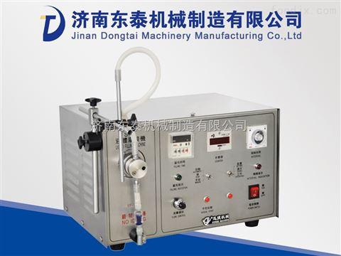 半自动液体灌装机械 定量准确 操作简便