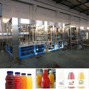 大型塑料瓶果汁灌裝機
