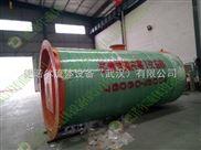 DNRP-天津城市污水一体化提升泵站 定制