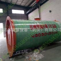 陜西一體式加壓泵站/污水提升預制泵站