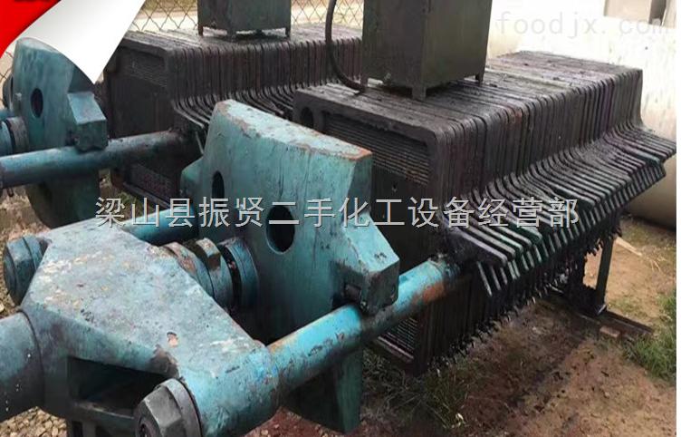 二手硅藻土压滤机