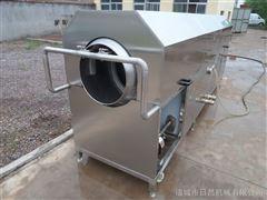 DC-5000全自动天麻毛辊清洗机