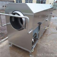 DC-5000全自动葛根毛辊清洗机