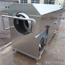 DC-5000全自动山药毛辊清洗机