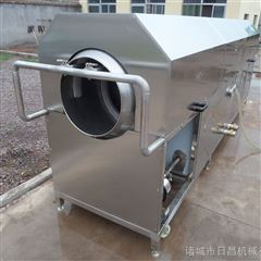 软包装袋滚筒式清洗机