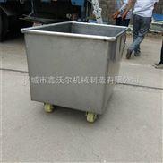 200L-食品厂专用不锈钢肉料车
