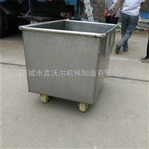 食品厂专用小料车 肉筒车