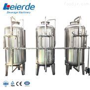 全自动纯净水反渗透水处理设备