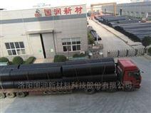 郑州1600PE波纹管山西市政PE排污管厂家