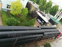加强型钢带波纹管厂 小区排水管道 性能优越