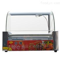 山西休闲食品设备烤肠机