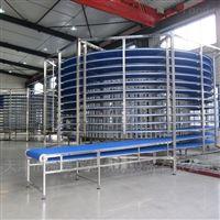 BF1000水产品、牛羊肉、蔬菜、水果螺旋速冻机