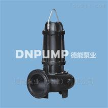浮筒式安装WQ污水泵使用简便安装快捷