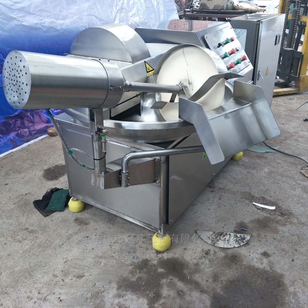 ZB-125新型肉类斩拌机设备