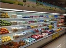 郑州风幕柜展示柜冷藏柜市场怎么样