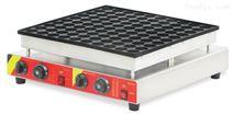 电热小松饼机铜锣烧烘焙机华夫设备直销