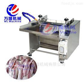 SC-1500台式剥鱼皮机 鱿鱼脱皮机 鱼类加工设备