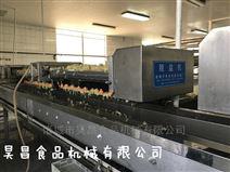 昊昌紅油毛肚設備、紅油醬菜加工流水線