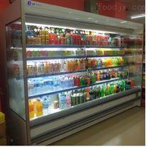 洛阳超市酸奶风幕柜厂家定制上门安装