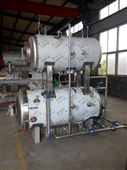 小型700电加热式双层杀菌锅食品通用设备