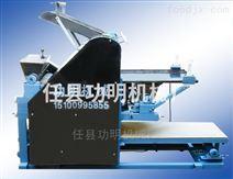 功明商用小型馄饨皮机 做混沌皮面条的机器