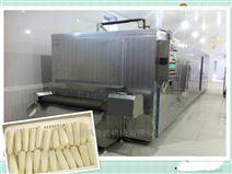 肉制品翅中加工隧道式速冻机
