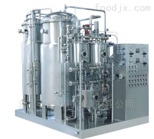 不锈钢全自动汽水混合机