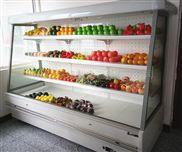 商超立式敞口酸奶冷藏保鲜展示柜风幕柜
