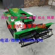 RF-LD-自走式多功能施肥机 省油履带式开沟机批发