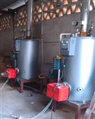食堂用立式50Kg小型燃油燃气蒸汽锅炉